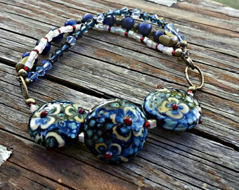 Old Fashioned Summer Romance Bracelet