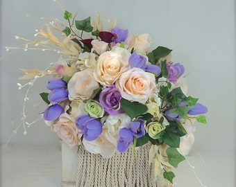 Wedding Card Box with lock,  Petite Wedding Card Holder, Wedding Card Box, Custom Card Box, Handmade, Gift Card Boxes,  Wedding Gift Box