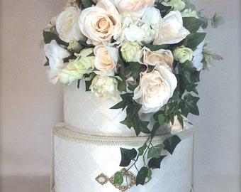 Wedding Card Box Floral Basket Wedding  Box, Custom Card Box Money Holder For Wedding Card Boxes Gift Card Boxes Wedding Reception Card Box
