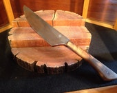 Hand Forged Knife chef butcher