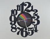Handmade Vinyl Record Wall Clock Hanging Clock  (artist is Cher)