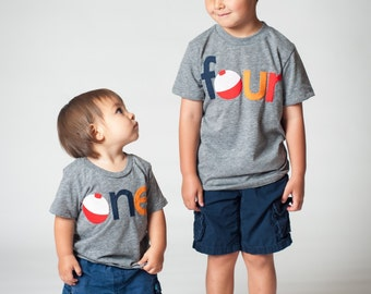 Fishing Kids Shirt, Gone Fishing birthday, fishing theme, first birthday shirt, fishing party, fishing t-shirt