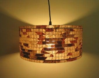 SALE - 20% Off - Chandelier Lighting Pendant Light Lampshade Lampada Coffee Filter Art Lamp Floor Lamp