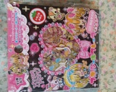 "Kamio Japan kawaii ""hime party"" sticker flake sack"