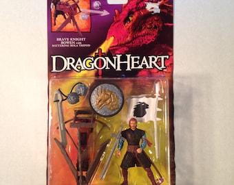 1995 DragonHeart action figure, Brave Knight Bowen, NIP