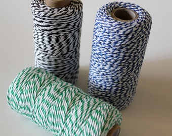 Chunky Baker's Twine - Green Baker's Twine 10 yards