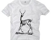 Oh Deer - Organic Cotton Mens T-shirt