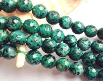 49 JASPER Gemstone Beads 8mm - COD4576