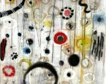 2 pack - TEN Notecards - Reproductions of Encaustic Paintings by Pamela Caughey