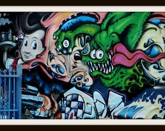 Grafitti Fine Art