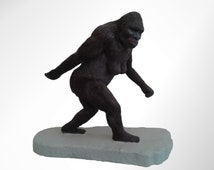 Bigfoot, Sasquatch Sculpture, One of a Kind! Based on the Patterson - Gimlin Film Subject!