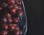 """20 x 16 Double Matted Giclée Reproduction Print of original """"Fill Your Glass"""" by Katie Koenig 1/250 Limited Edition"""