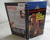 Texas Chainsaw Massacre 2 VHS Tape Box Notebook