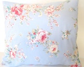 Decorative Throw Shabby Chic Pillow Cover 16x16 inch Couch Pillow Slip Cover