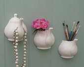 Teapot wall hanging Hooks -Handle & Spout