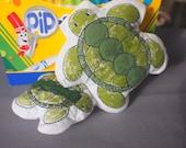 DoodleIts - Doodle It - Sea Turtle - Washable Softie - Plushie