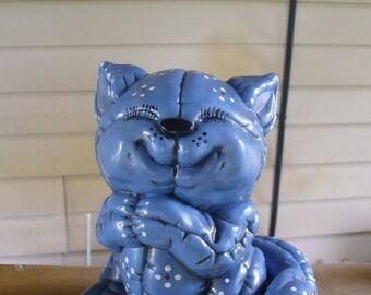 Polka Dot Cat
