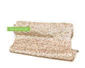 "CHAMPAGNE Sequin Table Runner 12"" x 96"""