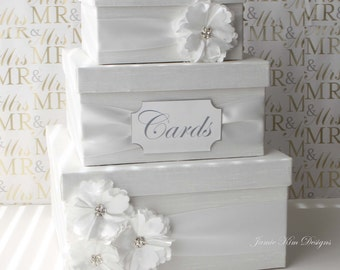 Wedding Card box, Money Box -Custom Made to Order