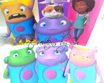 SALE!!!!Inspired Home movie party favor bags