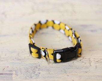 1 Inch Adjustable Dog Collar - Medium/Large