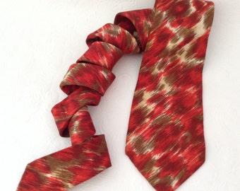 vintage Necktie - Cantini - Italian Silk - designer tie - business casual