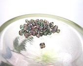 60 Pc. Swarovski Crystal Bicone Paradise Shine 2X 4mm