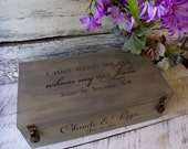 Wine Box, Custom Wine Box , Wedding Wine Box, Wedding Gift, Rustic Wine Box, Wood Wine Box , Double Wine Box