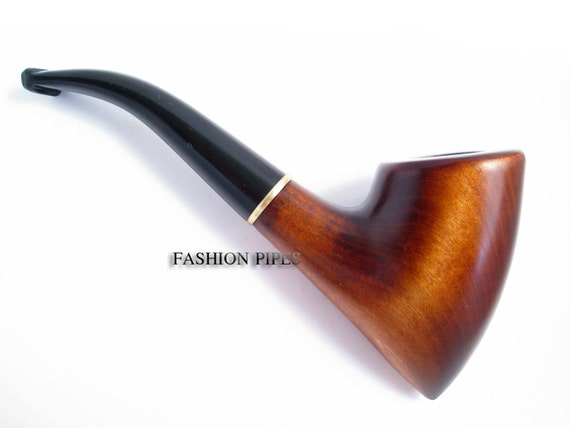 """Exclusive Style Wooden Pipe """"TOMAHAWK"""" Tobacco Pipe. Wood pipe Hand Carved Smoking Pipe, Best Price in FPS"""