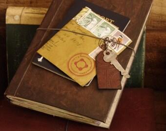 Indiana Jones Refillable Life System JeDori / Fauxdori- A PoobirdsRarities Book