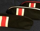 N7 Notion Pouch/Make-Up Bag/Pencil Bag - VINYL LINED