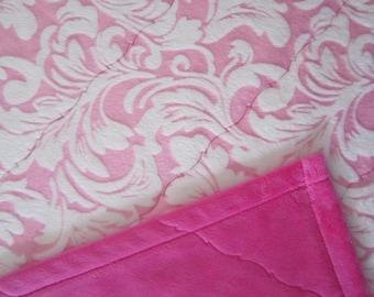 FLEUR SPA - Teen/Adult Blanket