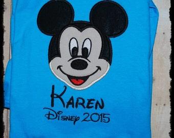 Mr Mouse Shirt