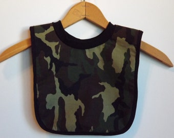 Baby Bib- Large Baby Pull Over Baby Bib for Babies and Toddlers- L042