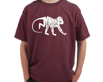 Boy's T-shirt - Monkey Business