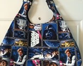 Star Wars & Polka Dot Purse
