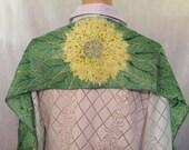 Colorful Summer Silk Scar...