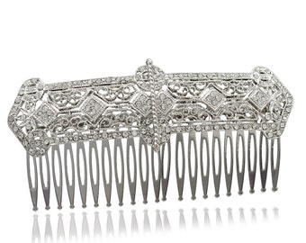Crystals Hairpins Comb for Women's Hair Accessories XBY086 (More Color)