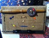 Fishing Lure Plaque