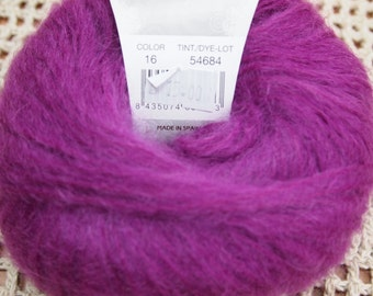 Katia Illusion luxurious mohair blend yarn - FREE Shipping  from thw second ball - SALE - only 4.99 instead of 7.99 USD