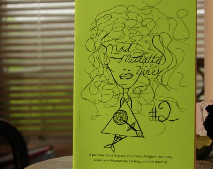 Mad Mulatta Zine -  Issue No. 2