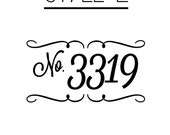Vinyl Decal - Style 2 - PRIVATE LISTING
