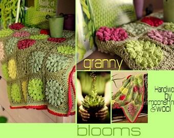 granny blanket *blooms*