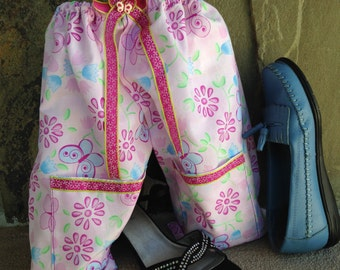Shoe Pants Travel Bags, Travel Shoe Bag, FREE Drawstring Gift Bag