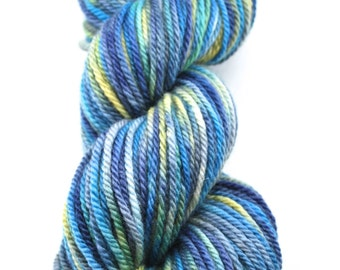 DYED TO ORDER - Peacock