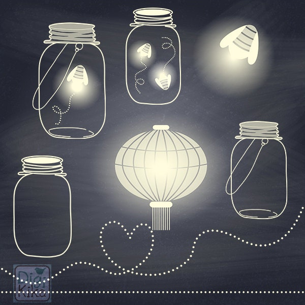 Outdoor Party Lights Clipart: 60% SALE Wedding Lights Clip Art Vector String Lights By