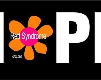 Rett Syndrome Hope - Vinyl - GP2C