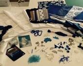 Silver Bells Crazy Quilt (CQ) Kit