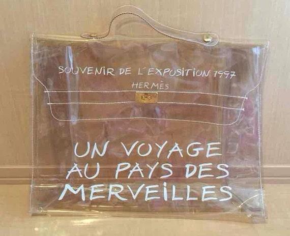 hermes kelly souvenir bag