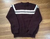 Vintage Childrens' Sweater / Vintage Kids' Sweater / Cutest Kids' Sweater Ever